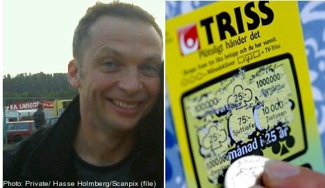 Swede picks lotto winner twice in 3 days