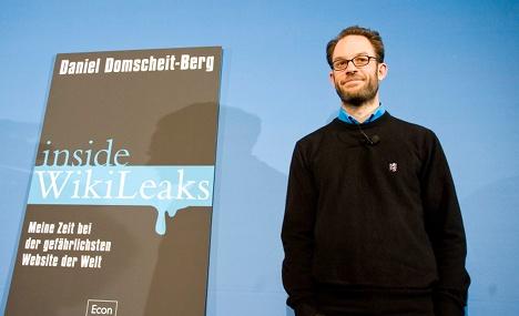 Former Wikileaks insider destroyed files