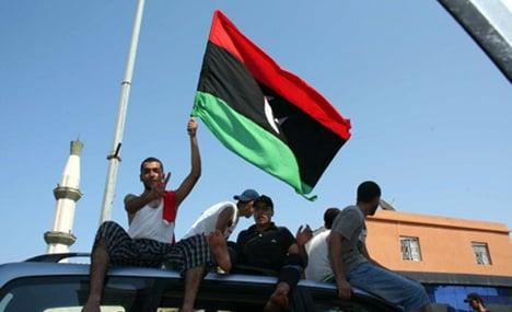 Westerwelle plays down engagement in Libya
