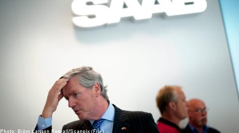 Saab owner's losses increase ten-fold