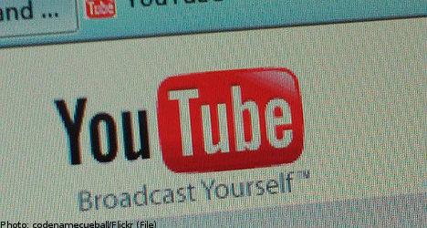 YouTube 'game' sends Swedish teen to hospital