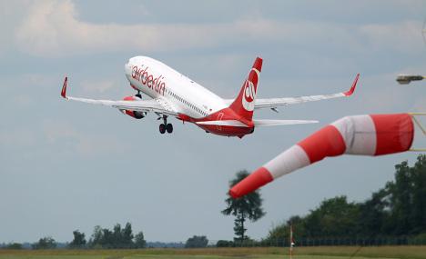 Air Berlin mulls in-flight dialect announcements after web sensation