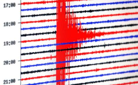 Earthquake shakes the Rhineland
