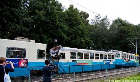 Tram wreck injures 28 in Gothenburg