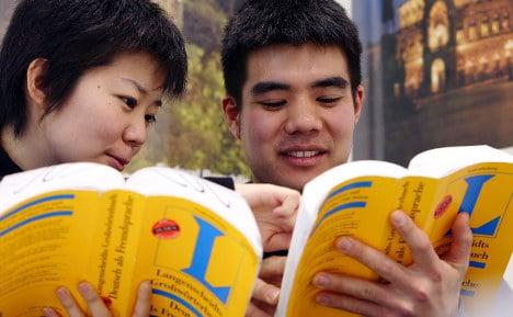 Fewer people abroad learn German