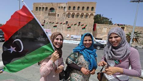 Niebel: Libya doesn't need more aid
