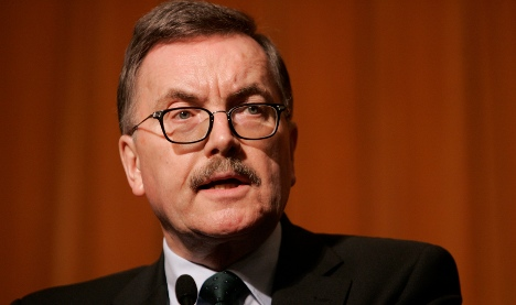 Chief ECB economist Jürgen Stark to resign