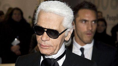 Strauss-Kahn just 'horny': Lagerfeld