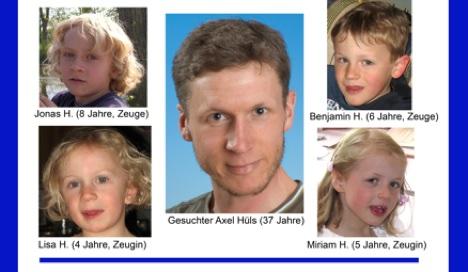 Four abducted children found in Egypt