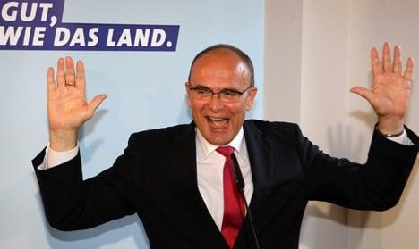 SPD wins Mecklenburg-Western Pomerania vote