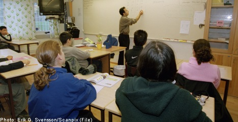Billions to stop Sweden's maths skills slide