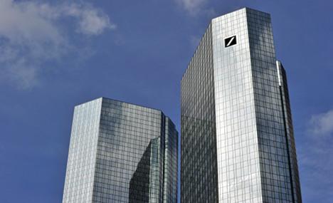 Deutsche Bank mulling major job cuts