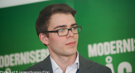 Greens back Moderate Party cooperation