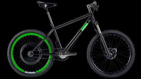 Swiss firm wheels out social media e-bike