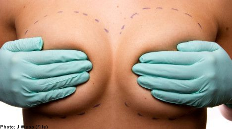Sweden mulls ban on boob job jabs