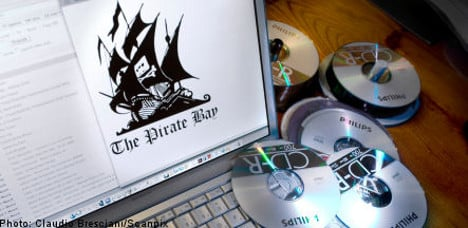 Pirated movies traced to Swedish film body