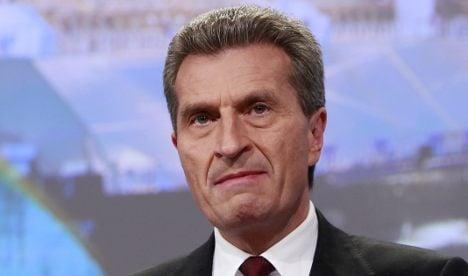 EU commissioner proposes deterrents for deficit sinners