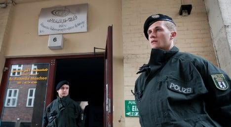 Police thwart terror plot