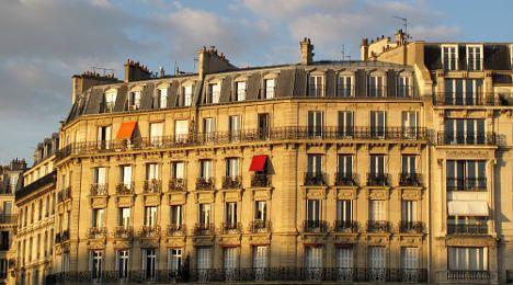 Apartment prices rocket in Paris