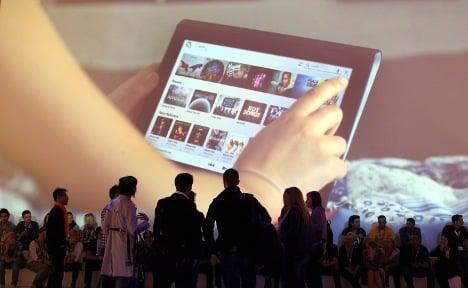 World's biggest electronics fair opens in Berlin