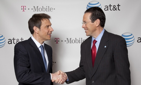 US government blocks T-Mobile sale