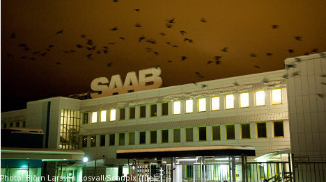 Swedish court rejects Saab restructuring