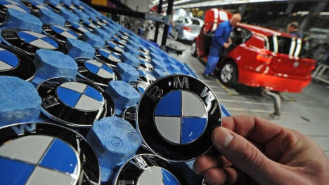 German carmakers predict strong sales
