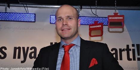 Sweden Democrat MP in bouncer 'beating' uproar