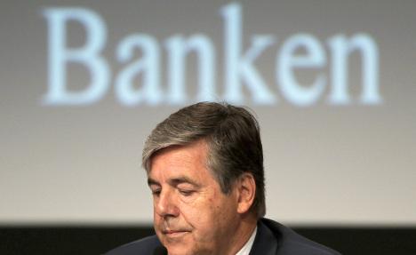 Deutsche CEO attacks IMF over recapitalisation