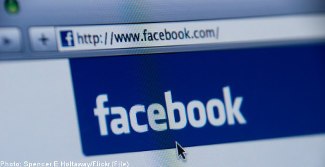 Three sacked over Facebook 'threats'