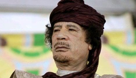 Qaddafi's spy service had ties to German intelligence
