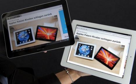 Apple wins key iPad patent case against Samsung