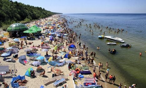No one's protecting Baltic Sea well, though Germany's better than most