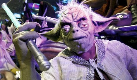 Busted by police, drunken 'Yoda' is