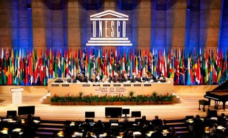 Germany tries to block Palestine UNESCO bid