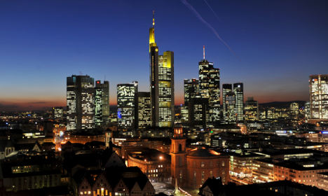 Bundesbank sees increasing risks for German banks
