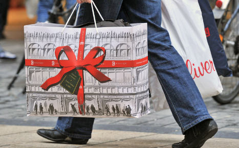 Germans plan thrifty Christmas this year