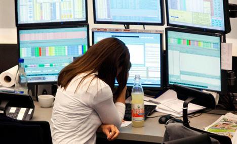 French bonds hit record gap amid crisis