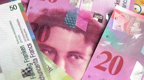 Swiss franc could be weakened again: bank