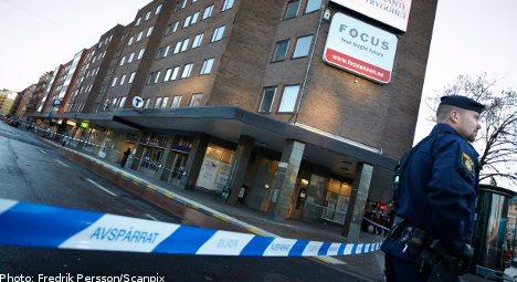 Passengers evacuated from Stockholm metro