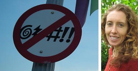 Cutting through the bull 'sheet' of swearing in Sweden