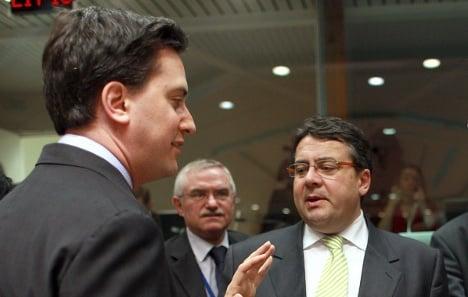 Gabriel demands G20 set new economic course
