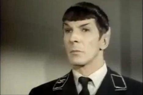 German TV boldly shows 'Nazi' Star Trek episode