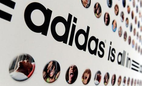 Adidas websites hacked