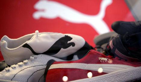 Puma reveals plans for compostable sports clothes