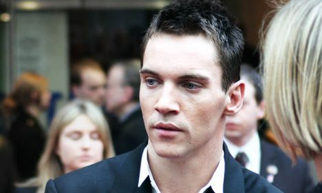 Irish actor Rhys Meyers sentenced for drunken French fracas