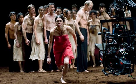 'Pina' gets second Oscar nomination