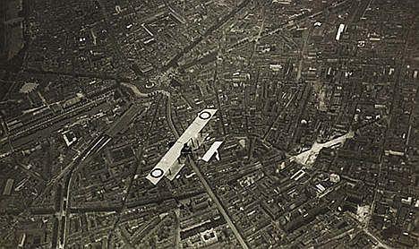 Army built 'fake Paris' to fool Germans