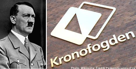 Agency slammed for Hitler painting sales