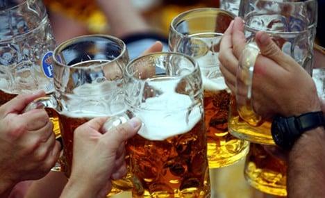 Bavarian beer hall tries to seduce Berlin